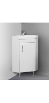 "Vanity Unit ""Corner"" with washstand"