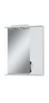 """Laura""-65 Mirror with Lights (white), 70906311"