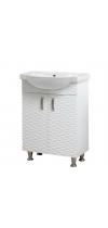 "Vanity Unit ""3 D-65""- with washstand"