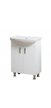 "Vanity Unit ""3 D-50""- with washstand"