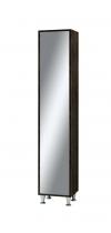 Пенал «Sirius» дзеркальний, (вінтаж темний),  80901018
